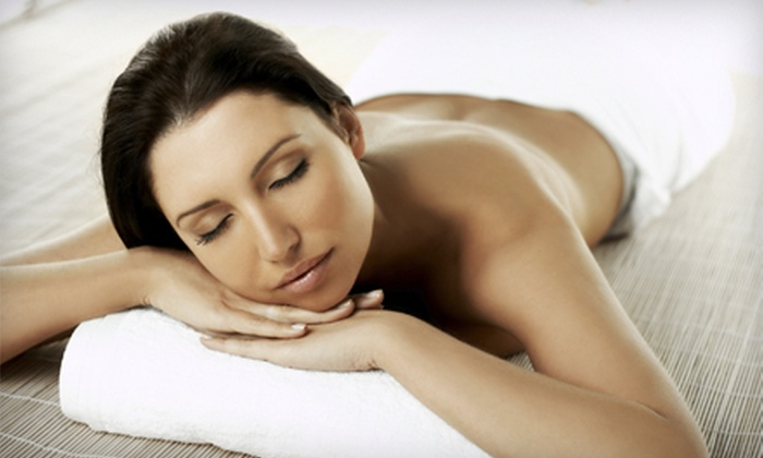 Tonic Salon & Spa - Downtown Santa Cruz: 60- or 90-Minute Deep-Tissue Massage at Tonic Salon & Spa (Up to 56% Off)