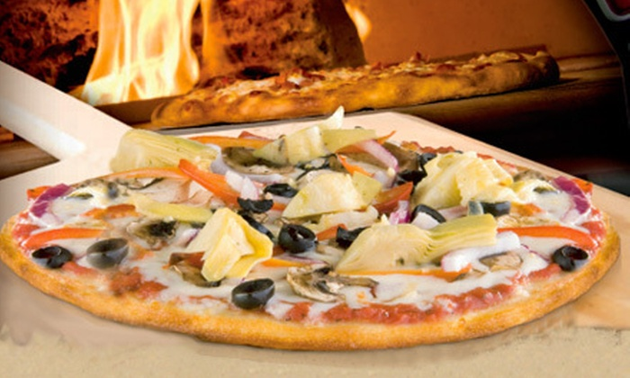 Redbrick Pizza Cafe - North Burnet: $10 for $20 Worth of Pizza and Italian Fare at RedBrick Pizza
