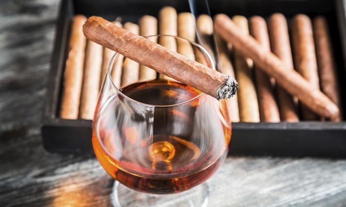 Cigar Bourbon And Beer Festival In Fredericksburg Va