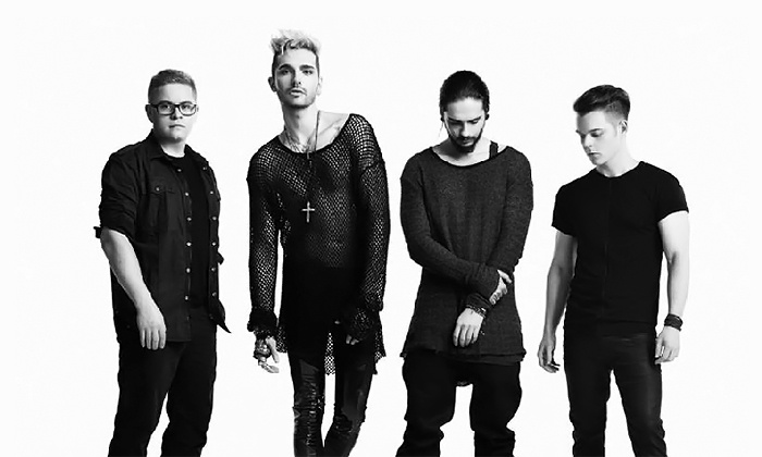 Tokio Hotel - Mandalay Bay Events Center: Tokio Hotel at House of Blues Las Vegas on Saturday, August 1, at 7:30 p.m. (Up to 19% Off)