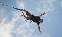 Un bon de réduction de 30 € au prix de 10 € valable sur un saut en élastique avec vidéo chez K2 Tower