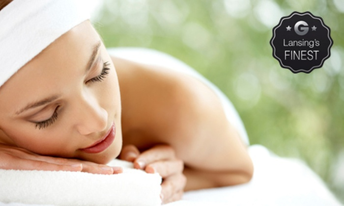 Bee Queener Massage Therapy - Old Everett: $36 for a 60-Minute Massage with Hot Stones and Aromatherapy at Bee Queener Massage Therapy ($73 Value)