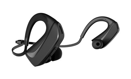 Jarv Pure Fit Bluetooth 4.0 Sweat and Water-Resistant Sport Headphones