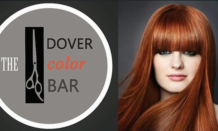 The Dover Color Bar - The Dover Color Bar: Haircut, Highlights, and Style from Facials  At The Dover Color Bar (45% Off)