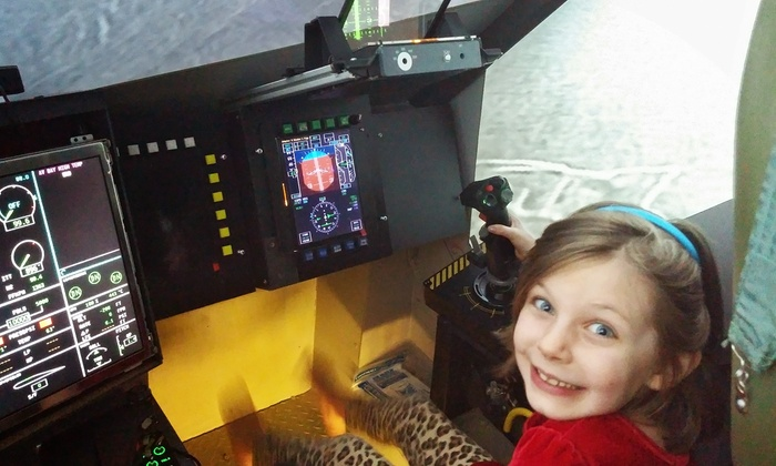 Paragalactic Attractions - Kansas City: Two-Hour Mobile Flight-Simulator Rental from Paragalactic Attractions (50% Off)