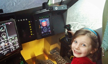 Two-Hour Mobile Flight-Simulator Rental from Paragalactic Attractions (50% Off)