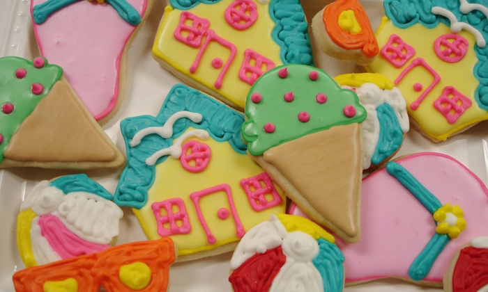 Tanya's Cookie Boutique - Lemoyne: Decorating Class for Two or Four at Tanya's Cookie Boutique (Up to 51% Off)