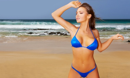 Three or Five Breast-Reduction Treatments at MedSlim Laser (Up to 90% Off)