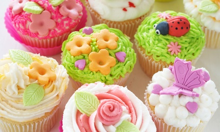 $5 for an Online Cupcake-Decorating Course from Smart Majority ($369.82 Value)