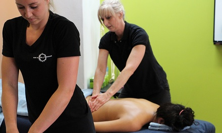 $20 for a OneHour Student Massage at Australian College of Sport and Fitness Up to $30 Value
