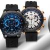 Weil & Harburg Archer Men's Swiss Chronograph Watch