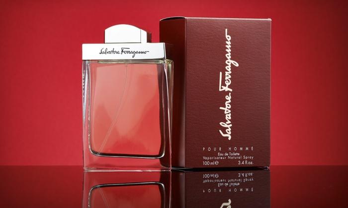 Salvatore Ferragamo for Men Eau de Toilette Spray: $24.99 for a 3.4 Oz. Bottle of Salvatore Ferragamo for Men Eau de Toilette Spray ($72 List Price). Free Shipping.