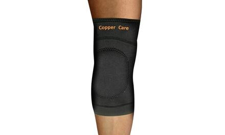 Copper Care Knee Compression Brace
