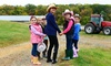 Fulper Family Farmstead - West Amwell: Guided Interactive Farm Tour at Fulper Family Farmstead (Up to 60% Off). Three Options Available.