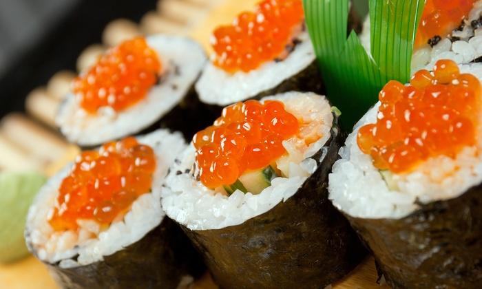 N'Joy Sushi - Mill Creek: $11 for $20 Worth of Sushi and Japanese Cuisine at N'Joy Sushi