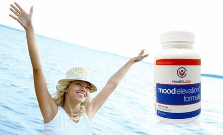 60-Count Health Labs Mood Elevation Formula
