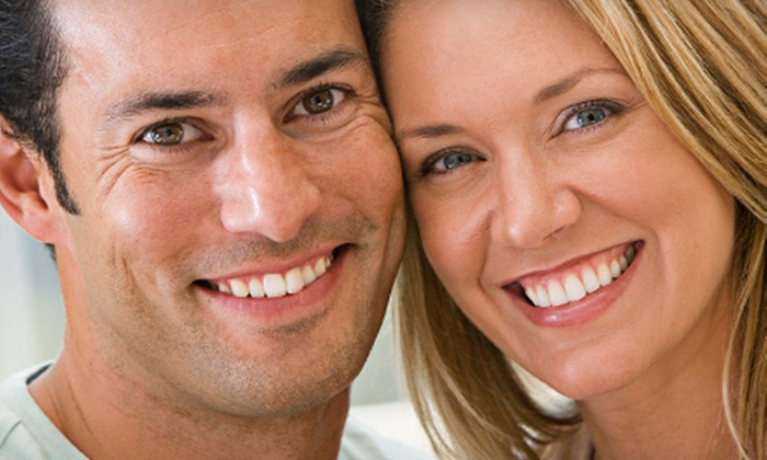 4ever White Teeth - Burlington: One or Two 40-Minute LED Teeth-Whitening Treatments at 4ever White Teeth in Burlington (Up to 85% Off)