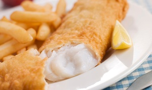 Lazy River Grill: $12 for $20 Worth of Steak and Seafood at Lazy River Grill