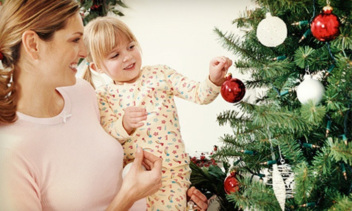 M&T Christmas Trees - Sandy: $30 for $60 Toward a Holiday Tree at M&T Christmas Trees