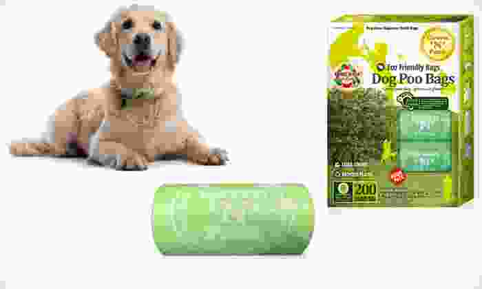 Green 'N' Pack Dog-Waste Bags: $20 for 400 Green 'N' Pack Eco-Friendly Dog-Waste Refill Bags ($31.98 List Price). Free Shipping and Returns.