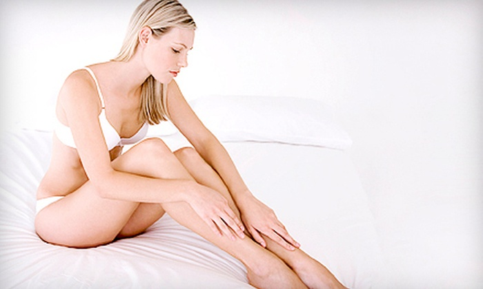BMS Therapy Inc. - Doral: Six Cellulite Reduction Treatments on One or Three Areas at BMS Therapy Inc. in Doral (Up to 85% Off)