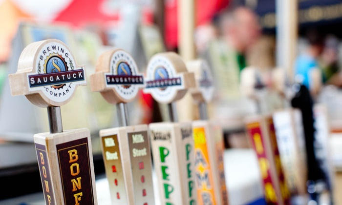 World Expo Of Beer - Frankenmuth: Two or Four Admission Tickets with Drink Tickets at The World Expo Of Beer (Up to 42% Off)
