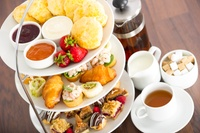 Afternoon Tea with Prosecco for Two at Marcos New York Italian (40% Off)