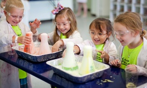 Little Beakers: One 60-Minute Kids' Science Hands-On Lab Visit at Little Beakers (40% Off). Two Options Available.