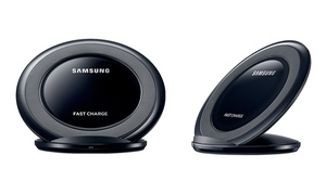 Samsung Fast-Charge Qi Wireless Charging Stand  at Pre-Order: Samsung Fast-Charge Qi Wireless Charging Stand, plus 6.0% Cash Back from Ebates.