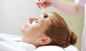 The Salon CC in Peabody: One or Three Salon CC Spa Facials at The Salon CC in Peabody (Up to 46% Off)