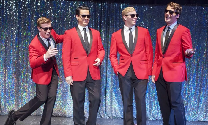 The Ultimate Tribute to Frankie Valli and The Four Seasons  - The Starlite Theater: Oh What a Night - A Tribute to Frankie Valli & The Four Seasons on March 1 through March 31 at 8 p.m.