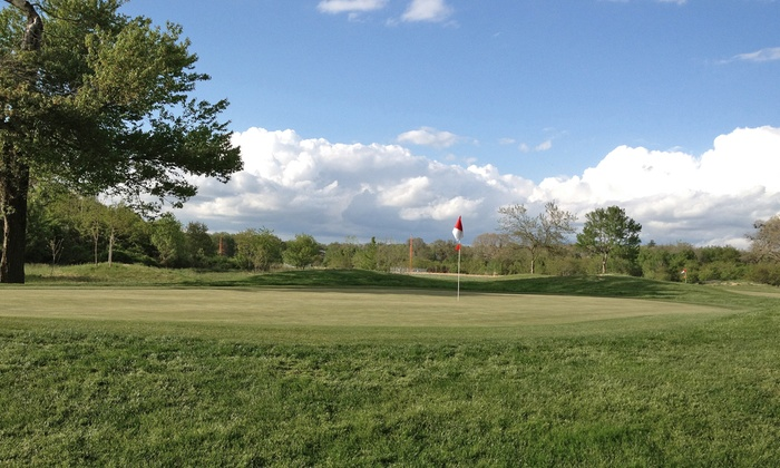 Broadmoor Golf Links - Wildwood Gardens: $22 for Round of Golf with Cart and Bucket of Balls at Broadmoor Golf Links ($50 Value)