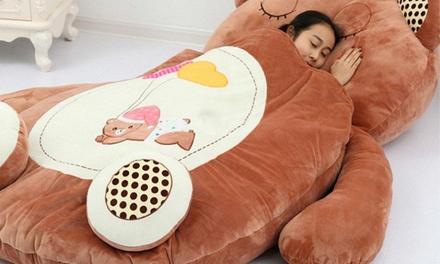 Bear Sleeping Bag Bed Groupon