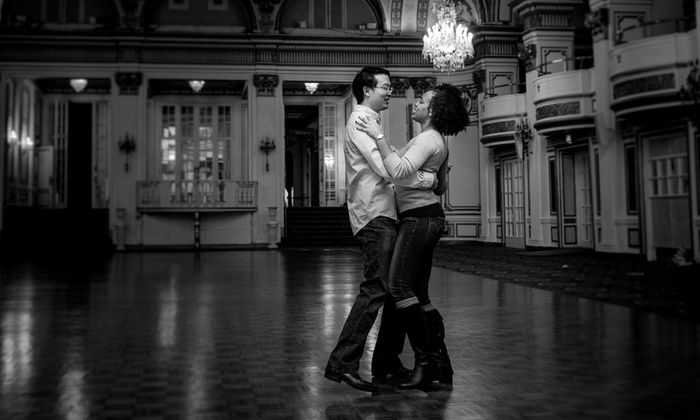 Tk Photographers - Boston: 60-Minute Engagement Photo Shoot with Retouched Digital Images from TK Photographers (55% Off)