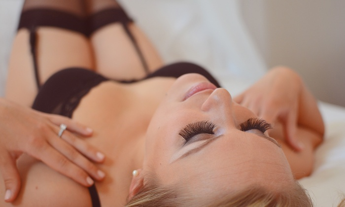 Brandy Caruso Photography - Thornton: $69 for a 30-Minute In-Studio Boudoir Photo Shoot with Three Edited Images at Brandy Caruso Photography ($250 Value)