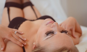 Brandy Caruso Photography: $69 for a 30-Minute In-Studio Boudoir Photo Shoot with Three Edited Images at Brandy Caruso Photography ($250 Value)