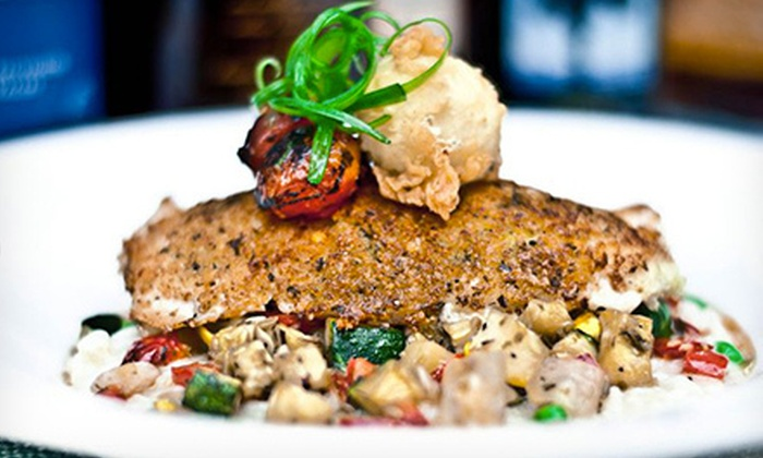 Eli's Table - Downtown: Two-Course Meal for Four or Six, or $25 for $50 Worth of Upscale Local Cuisine at Eli's Table