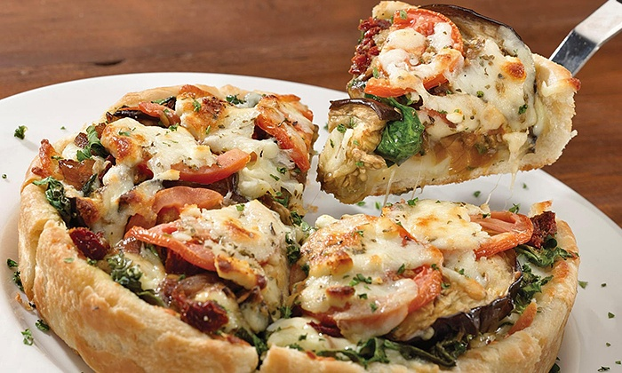 Uno Pizzeria Grill Up To 22 Off Braintree Ma Groupon