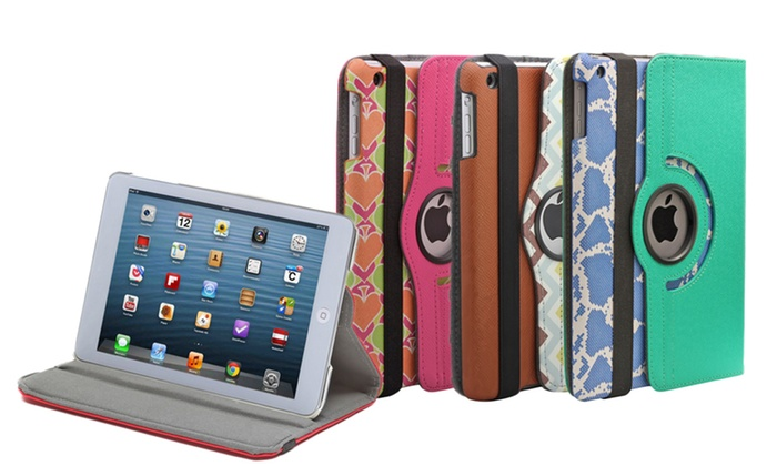 Aduro Rotating iPad 2/3/4 Stand/Case: Aduro Rotating iPad Stand/Case. Multiple Styles Available. Free Returns.