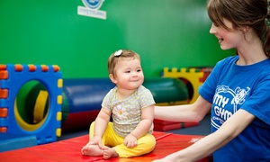 My Gym Buckhead: One Month of Children's Fitness Classes and Playtime Plus Lifetime Membership at My Gym Buckhead (Up to 57% Off)