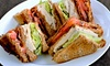 The Imperial Room - Warehouse District: Pub Food and Drinks with Party-Room Option at The Imperial Room (Up to 50% Off). Two Options Available.