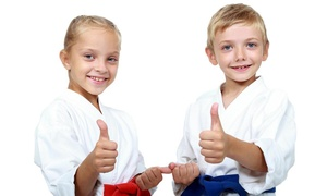 Chung's Martial Arts: Four Weeks of Unlimited Martial Arts Classes at Chung's Martial Arts (60% Off)