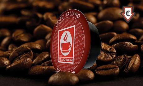 Fino a 400 capsule compatibili Nespresso o A Modo Mio