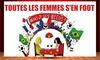 """""""Toutes les Femmes s'en Foot"""" Aux Chartrons"""