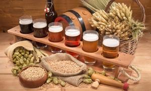 בירתנו: בירה בלב הבירה: סדנת בישול בירה חווייתית ומרתקת בת 2 מפגשים ב-249 ₪ בלבד! מבית בירתנו - מרכז הבירה הירושלמי