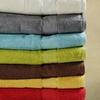 $27.99 for a Vibrant Dobby 6-Piece Towel Set