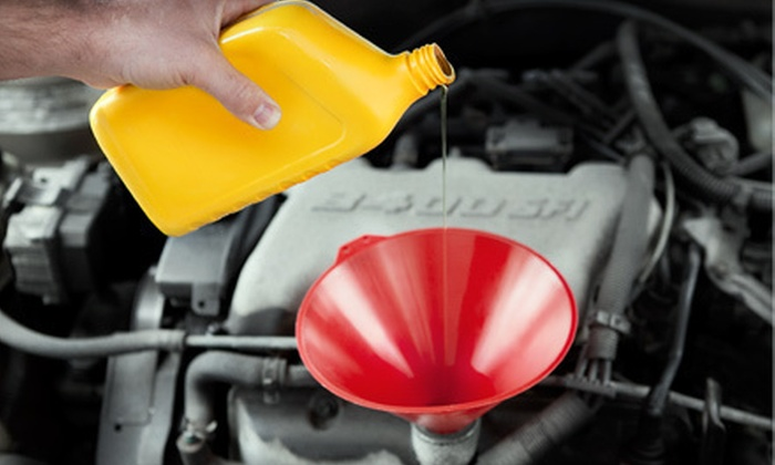 Gene Messer Ford - West: $29 for a Car-Care Package with an Oil Change, Tire Rotation, and New Wiper Blades at Gene Messer Ford ($85.90 Value)