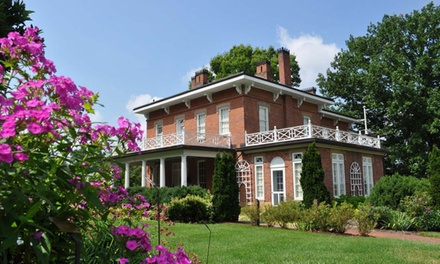 $27 for a Hickory Household Membership to The Dawes Arboretum for a Full Household ($50 Value)