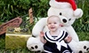 Davillier Photography & Graphics - Mid-City: Holiday Photo-Shoot Package at Davillier Photography & Graphics (Up to 83% Off)