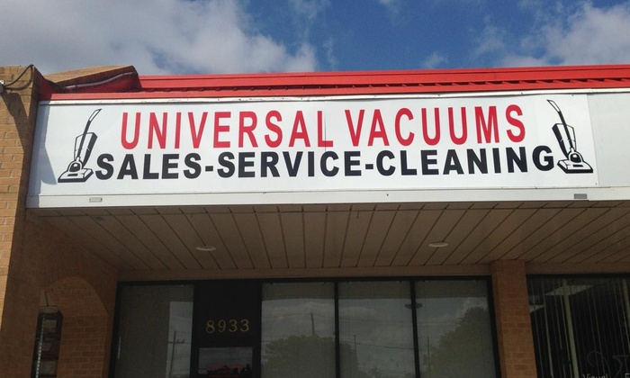 Universal Vacuums - Clinton: $25 for $50 Worth of Any Vacuum Services — Universal Vacuums
